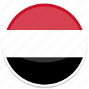 yemen, flag, flags, country, nation, world, national