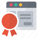 application, certificate, certification, program