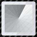 adapt, angle, change, gradient, imaging, option, set icon