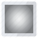 adapt, change, gradient, imaging, option, radial, set icon