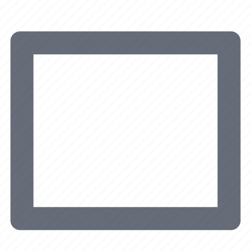 Draw, graphics, imaging, rectangle, tool icon - Download on Iconfinder
