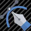 change, edit, graphics, imaging, vectors icon