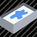 object, rectangle, specimen