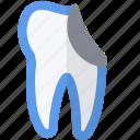 caries, dental, medical, tooth