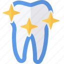 cleaning, dental, medical, tooth icon