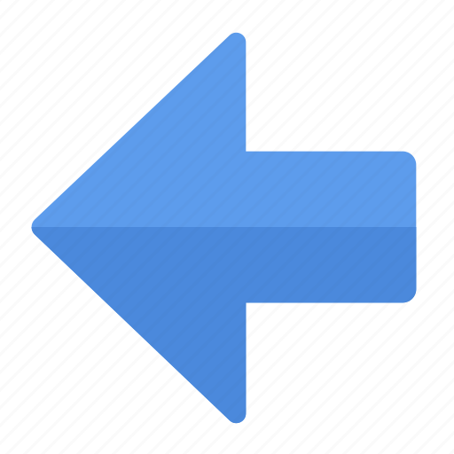 action, arrow, direction, gps, left, location, navigation icon