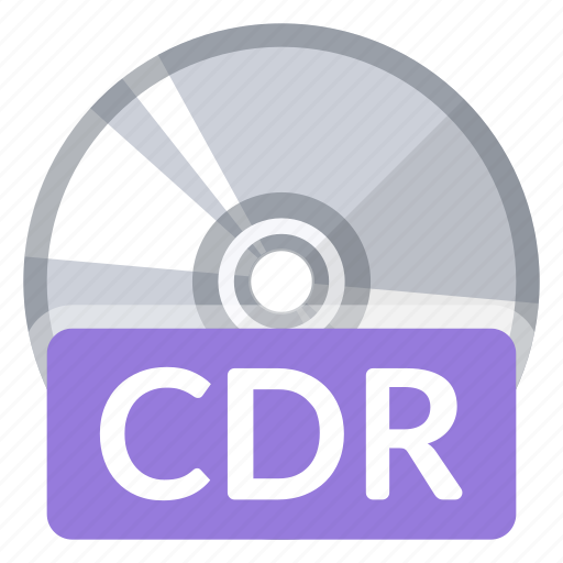 Cdr, disc, format, quality, create, new, storage icon - Download on Iconfinder