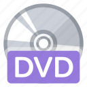 create, disc, dvd, format, new, quality, storage icon