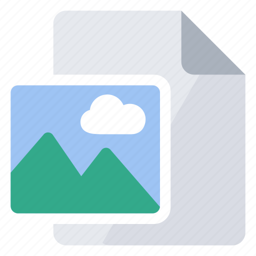 create, document, file, illustration, insert, new, picture icon