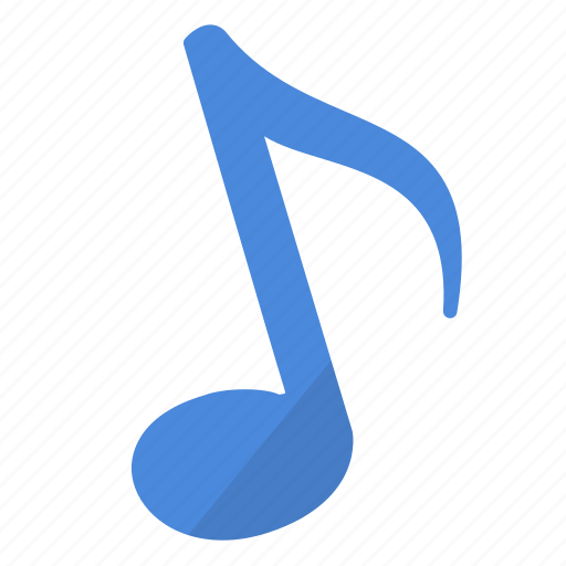 multimedia, music, note, song, sound icon