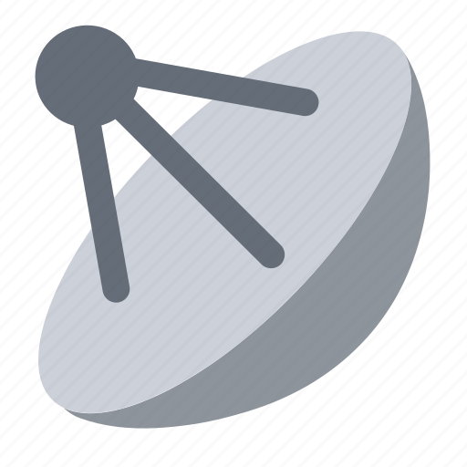 communication, connection, media, multimedia, satellite icon