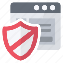 antivirus, application, security, shield icon