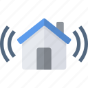 alarm, home, protection, security icon