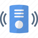alert, detector, protection, security icon