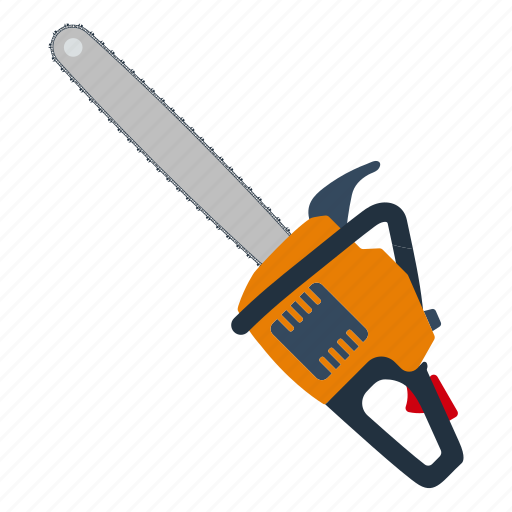 chainsaw, design, electric, saw, tool, workshop icon