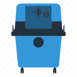 cleaner, design, electric, tool, vacuum, workshop icon