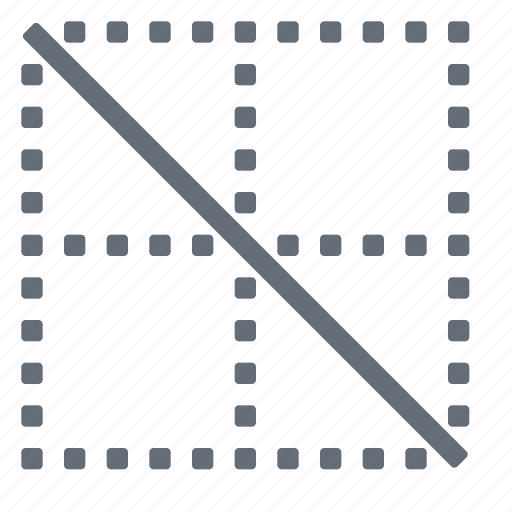 border, configuration, diagonal, second icon