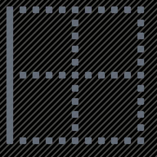 border, left icon