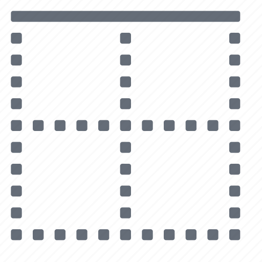 border, top icon