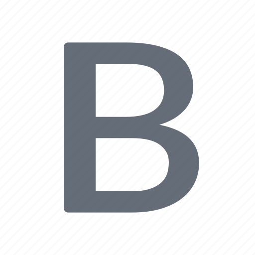 bold, character, small icon