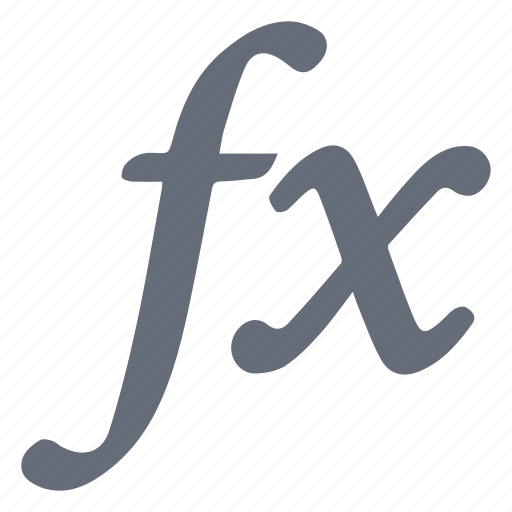 effects, functions icon