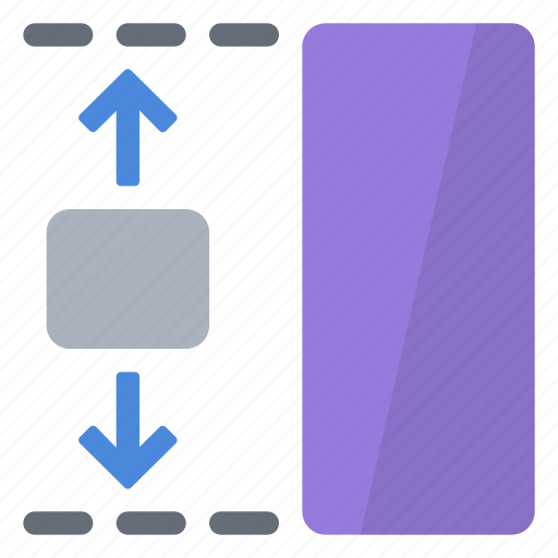 height, image, photo, picture, set, size icon