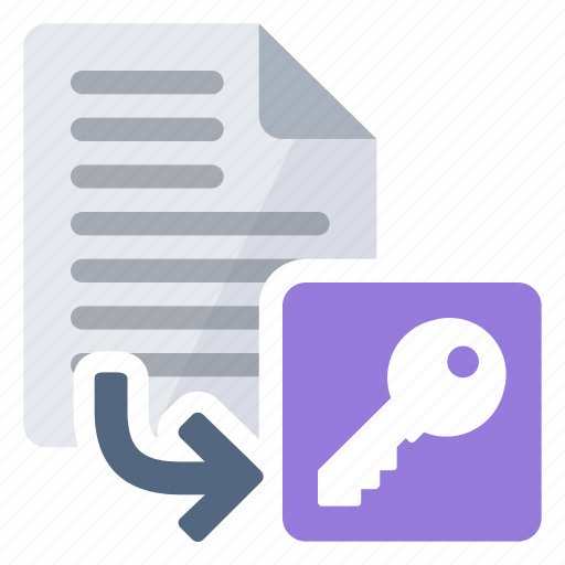 database, document, export, from icon