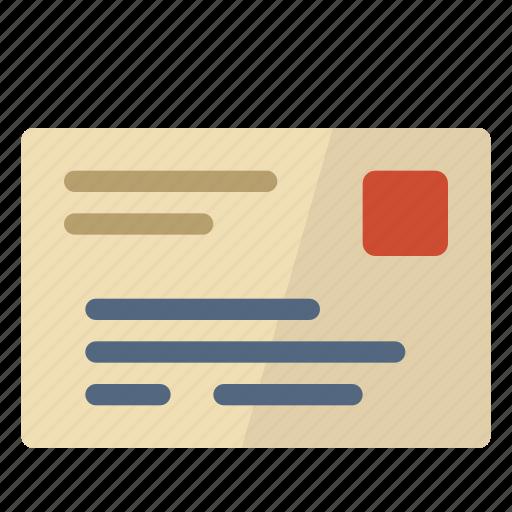 envelope, mailing icon