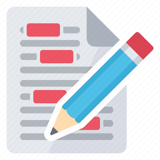 changes, document, modifications, modify, pencil, review, track icon