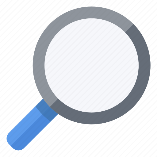Glass, magnifying, minus, plus, view, zoom icon