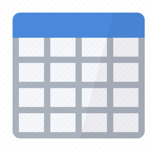 blank, cells, create, empty, new, table icon
