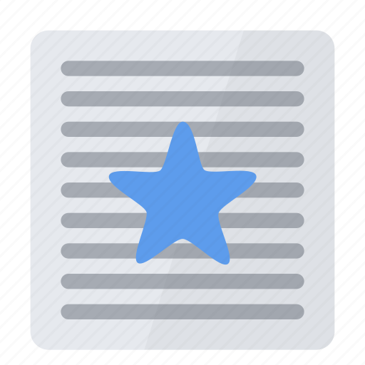 front, text, wrapping icon