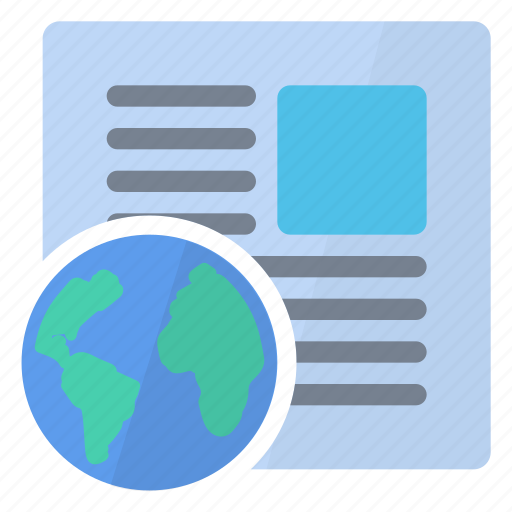 layout, view, web icon