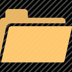 catalog, dir, directory, documents, folder, open file, open folder icon