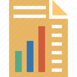 analysis, analytics, bar chart, charts, diagram, graphs, page icon