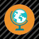 education, globe