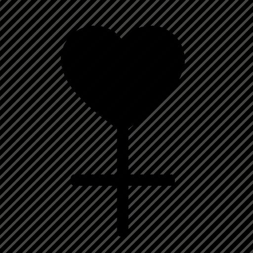 female, heart, lesbian, love, woman icon