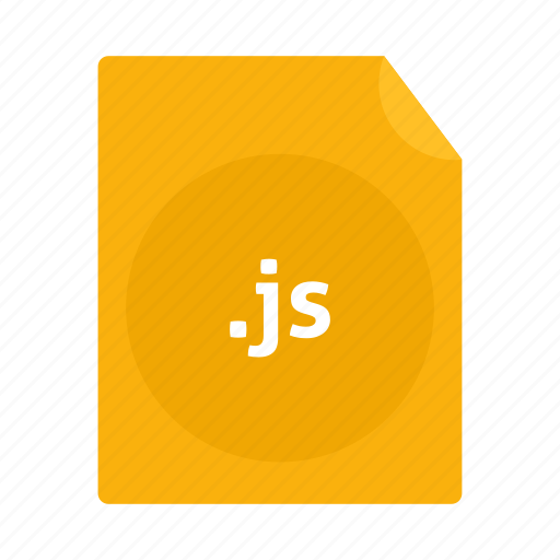 File, js, name, page icon - Download on Iconfinder