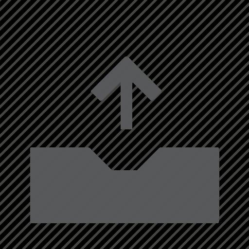 build, construct, send, upload icon