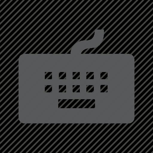input, keyboard, keys icon