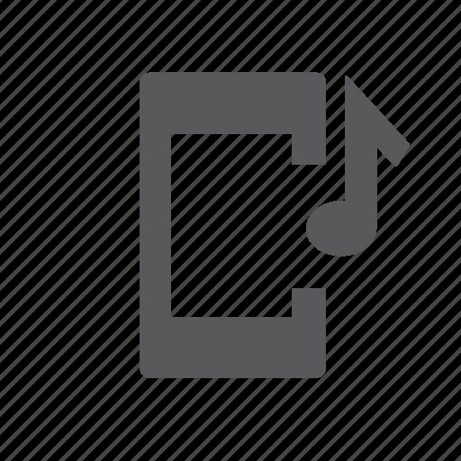 audio, ipod, media, music, phone, player icon