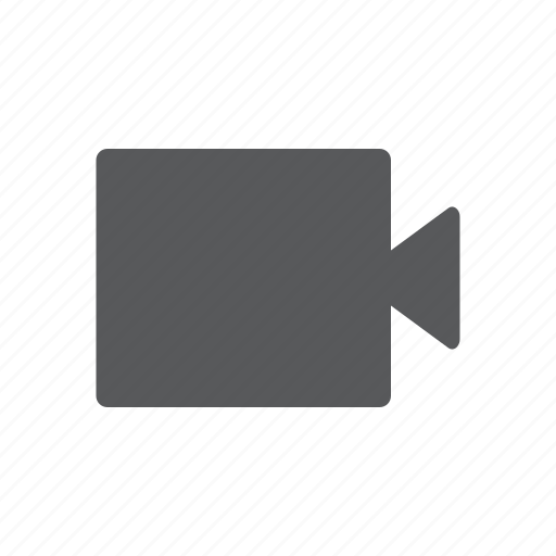 camera, capture, cinema, film, record, video icon