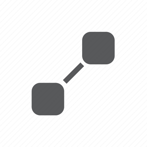 connection, network, nodes icon