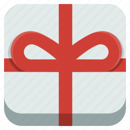 account, birthday, box, bundle, coupon, fitness, free, gift, gym, package, parcel, present icon