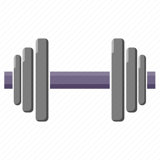 barbell, dumbbell, exercise, gym, sport, weightlifting, workout icon