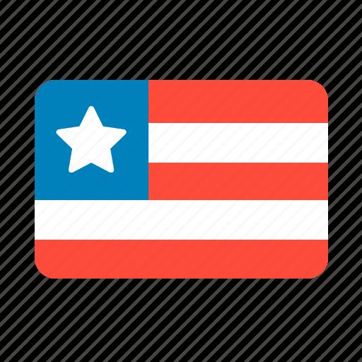 america, flag, states, united, united states, us, usa icon