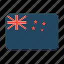 new zealand, flags, mountains, newzealand, flag icon