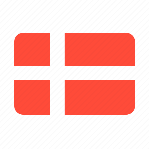 country, denmark, dk, flag icon