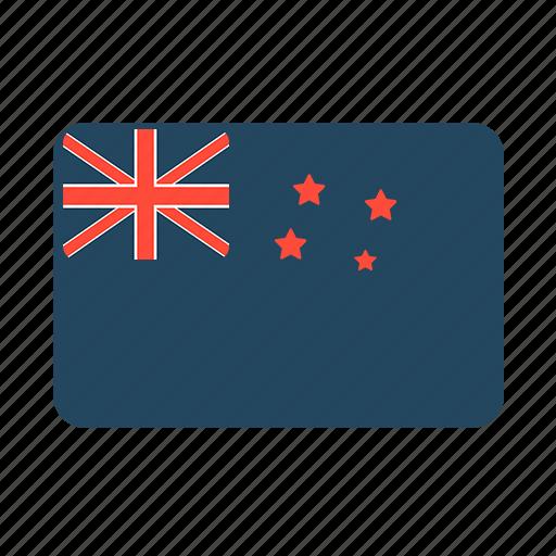 flag, flags, mountains, new zealand, newzealand icon
