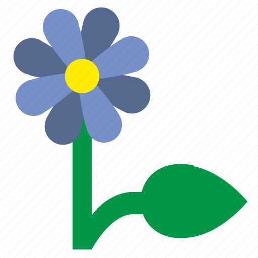 bud, flower, plant, present icon
